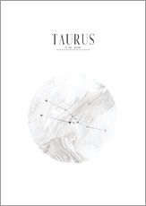 Vinilo para la pared  TAURUS | TAURUS - Stephanie Wünsche