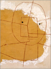 Vinilo para la pared  One Who Understands - Paul Klee