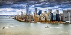 Vinilo para la pared  New York city - Marcus Sielaff