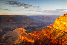 Matteo Colombo - Sunset on Grand Canyon South Rim, USA
