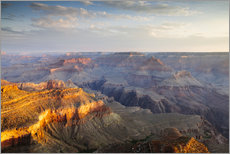 Matteo Colombo - Sunrise of Grand Canyon South Rim, USA