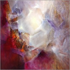 Cuadro de plexi-alu  From the inner light - Annette Schmucker