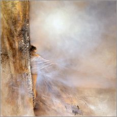 Cuadro de plexi-alu  the soft sounds - Annette Schmucker