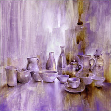 Vinilo para la pared  Still life - Annette Schmucker