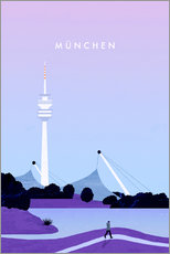 Katinka Reinke - Munich illustration