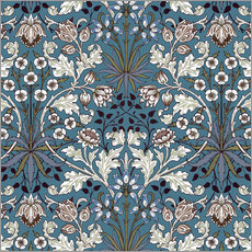 Vinilo para la pared  Jacinto - William Morris