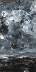 August Johan Strindberg - La ciudad