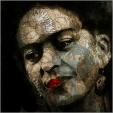 Cuadro de metacrilato  Frida - Paul Lovering