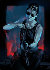Póster Sarah Connor