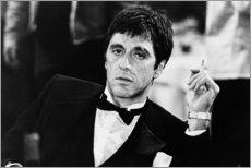 Vinilo para la pared  Al Pacino de joven - Celebrity Collection