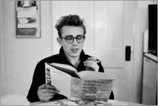 Lienzo  James Dean - Celebrity Collection