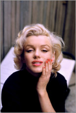 Cuadro de metacrilato  Marilyn Monroe en color - Celebrity Collection