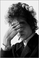 Lienzo  Bob Dylan I - Celebrity Collection