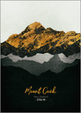 Póster Monte Cook