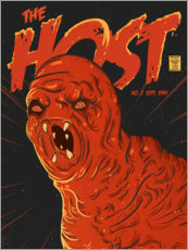 Póster  The Host - The Usher designs