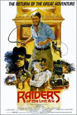 Póster Raiders of the Lost Ark