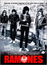 Póster  Ramones - End of the century - Entertainment Collection