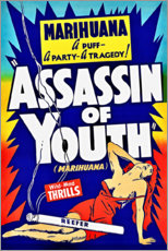 Póster Assassin of Youth