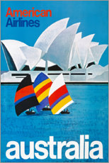 Lienzo  Australia - Travel Collection