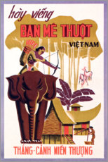 Póster  Vietnam (vietnamita) - Travel Collection