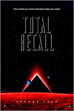Póster Total Recall (English)