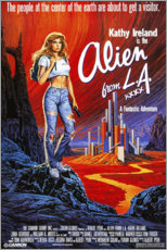 Lienzo  Alien from L.A. - Entertainment Collection