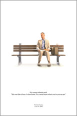 Lienzo  Forrest Gump - Entertainment Collection