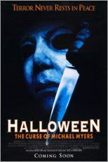 Póster  Halloween - Entertainment Collection