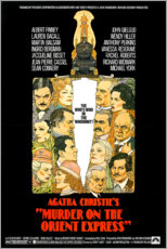 Lienzo  Murder on the Orient Express - Entertainment Collection