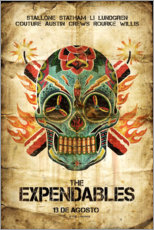 Póster  The Expendables - Entertainment Collection