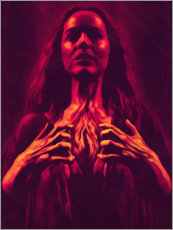 Póster  Suspiria - The Usher designs