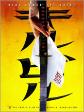 Póster Kill Bill, 1 (inglés)