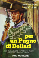 Póster  A fistfull of Dollars - Entertainment Collection