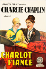 Lienzo  Charlot quiere casarse (francés) - Entertainment Collection
