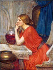 Cuadro de aluminio  Circe - John William Waterhouse