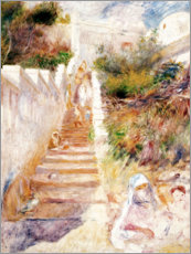 Póster The Steps, Algiers