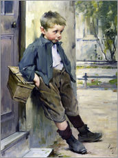 Cuadro de plexi-alu  Out of the Game - Henri Jules Jean Geoffroy