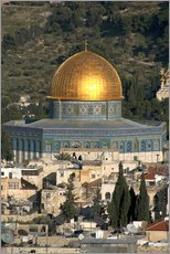 David Noyes - Jerusalem and the Dome of the Rock