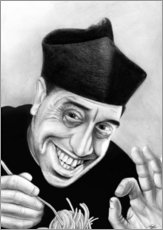 Vinilo para la pared Don Camillo