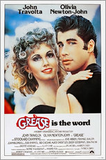 Vinilo para la pared  Grease