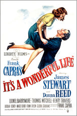 Cuadro de plexi-alu  It's a Wonderful Life