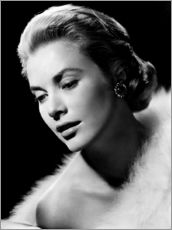 Vinilo para la pared  Grace Kelly