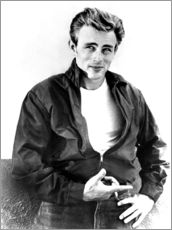 Vinilo para la pared  James Dean