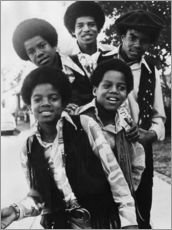 Vinilo para la pared  Los Jackson Five