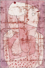 Cuadro de plexi-alu  Swiss clown - Paul Klee