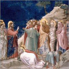 Póster The Resurrection of Lazarus