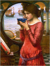 Vinilo para la pared  Destino - John William Waterhouse