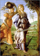 Cuadro de plexi-alu  The Return of Judith - Sandro Botticelli