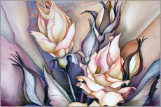 Cuadro de plexi-alu  Whatsoever is beautiful - Jody Bergsma