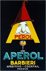 Vinilo para la pared  Aperol Barbieri - Advertising Collection
